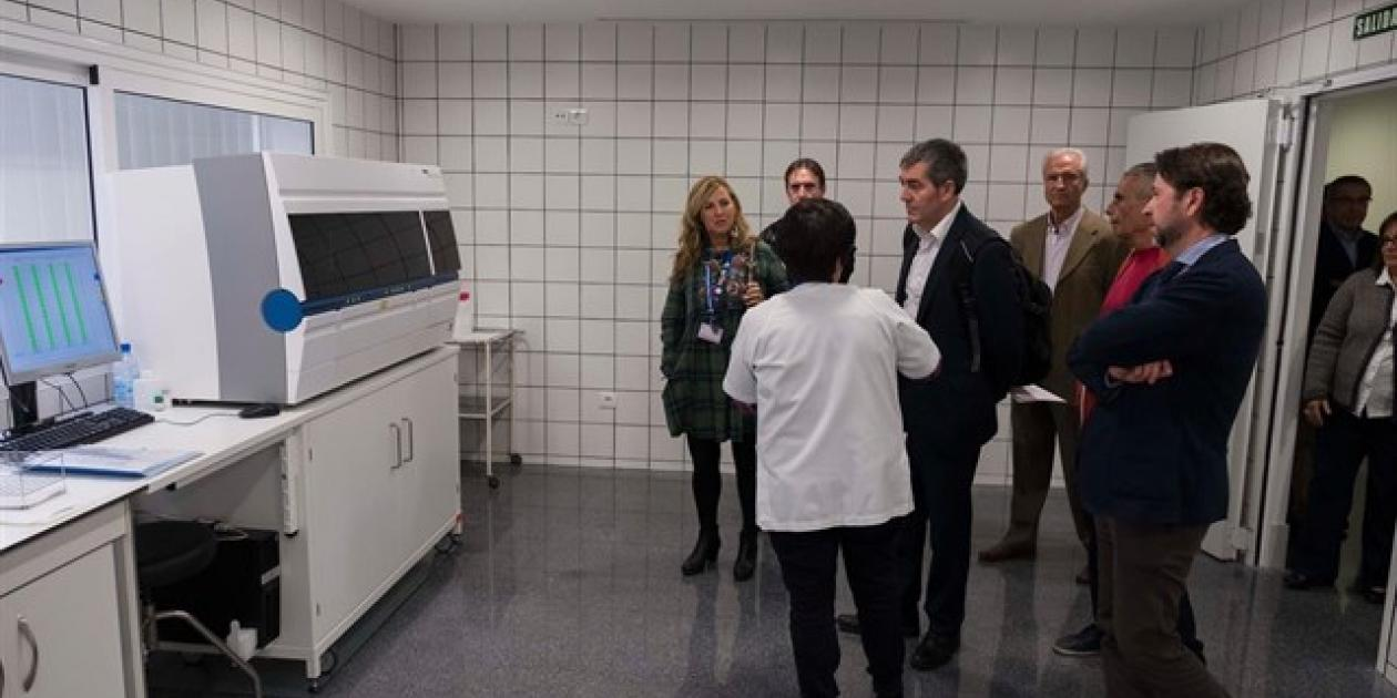El Hospital del Sur contará con quimioterapia, hemodiálisis y resonancia magnética en 2018