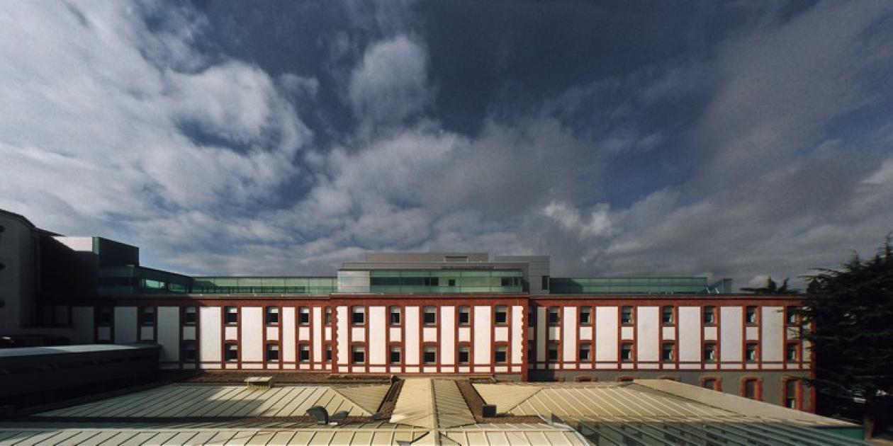 Ampliacion y reforma Pabellon D - Hospital de Navarra