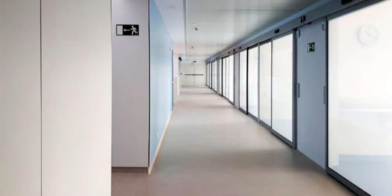 Diseño de la UCI Santa Caterina: El espacio físico forma parte del proceso curativo