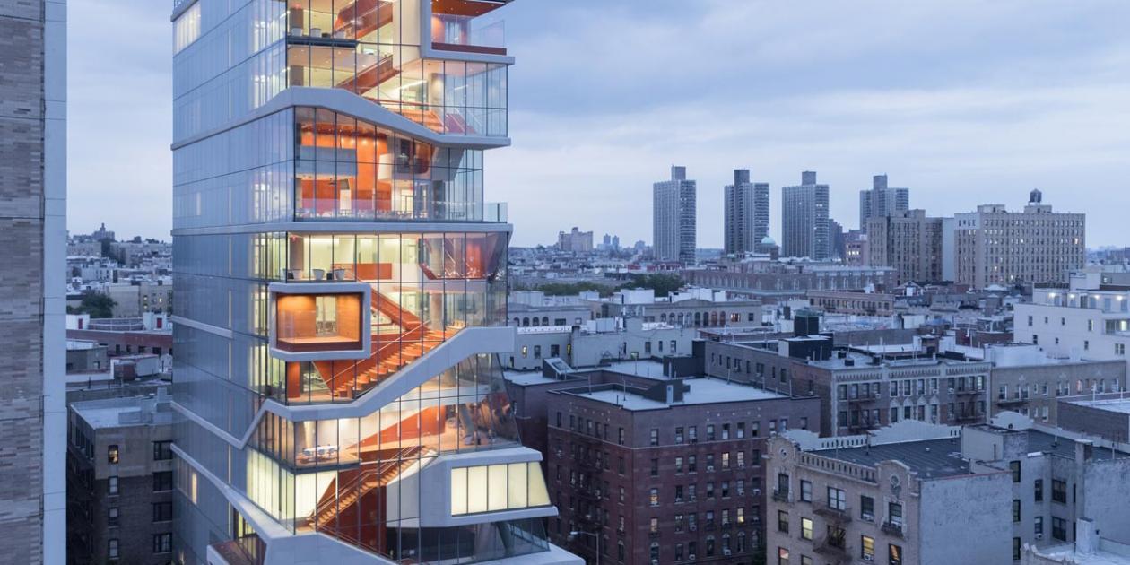 Centro de Educación Médica Vagelos, en New York